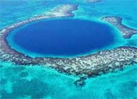GtB Der Blue Hole National Park in Belize