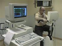 GtB Dive Medicine Cardiopulmonary Test
