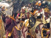 GtB Street Carnival in Belize