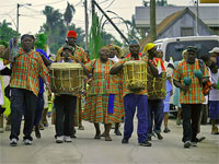 GtB The Garifuna Settlement Day, a public Holiday in Belize
