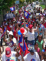GtB Independence Day Celebration in Belize
