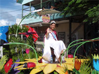 GtB Independece Day in Belize with Miss San Pedro
