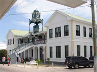 GtB Gallery November 07 Belize Court House from  J.C. Delache