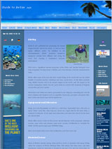 GtB Preview of your Guide to Belize Page