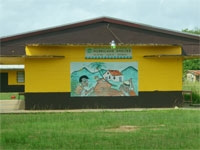 GtB Hurricane Shelter in Hattieville Belize