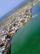GtB The Coastline of Corozal in Belize