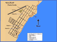 GtB Map of Punta Gorda Belize