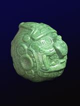 GtB Der Jade Kopf des Sonnen Königs Kinich Ahau