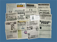 GtB Choose your Belize Newspaper
