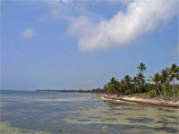 GtB Paradise Beach in Belize for Sale