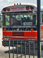 GtB National Bus at the