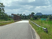 GtB The Southern Highway in Belize