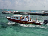 GtB Coastal Express Water Taxi in San Pedro