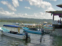 GtB Harbour of Puerto Barrios