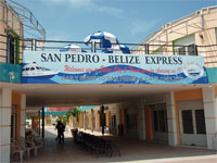 GtB San Pedro Belize Express Welcome you in Belize City