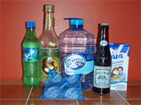 GtB Water and Softdrinks are all over avialable