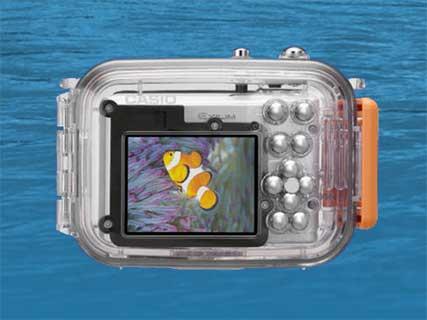 Unterwasser Gehäuse
